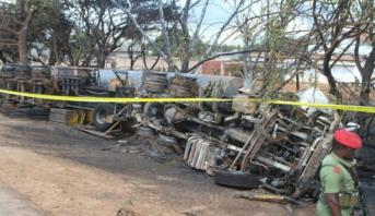 Explosion d'un camion-citerne en Tanzanie: le bilan monte à 82 morts