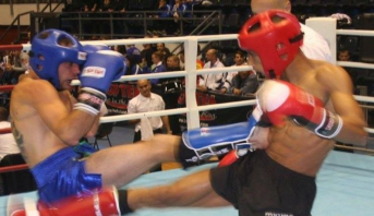 Kick-boxing/TNA Fight: Le Marocain Soufiane Taaouati remporte le titre à la faveur de sa victoire face au Russe Ergali Urbulatov