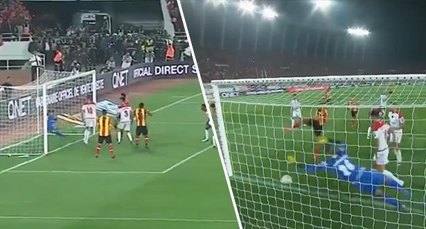 Ligue des champions (finale aller): Le Wydad tenu en échec à Rabat par l'Espérance (1-1)