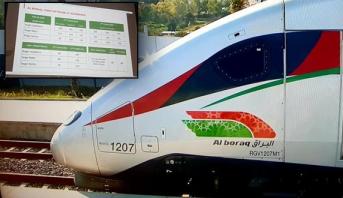 """الـ ONCF يعلن عن أثمنة تذاكر رحلات """"البراق"""""""