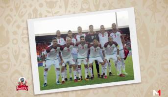 """الطريق إلى روسيا > الطريق إلى روسيا : """"زووم"""" على المنتخب المغربي"""