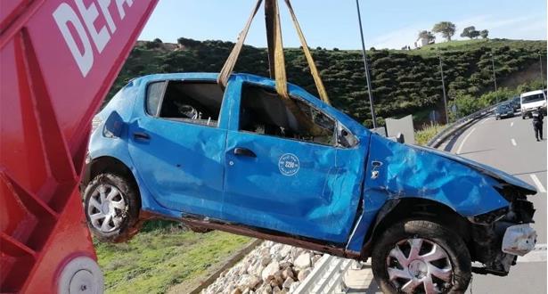 سائق سيارة أجرة يقتل زميلا له .. أمن الرباط يفتح بحثا قضائيا