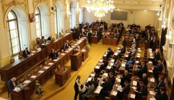مجلس النواب التشيكي يصوت ضد مشروع نقل السفارة التشيكية إلى القدس المحتلة
