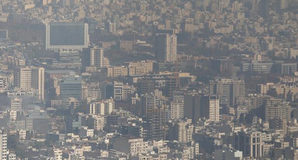 إغلاق المدارس في طهران بسبب تلوث الهواء