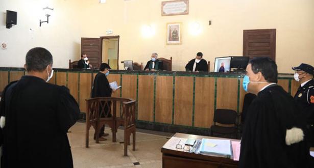 المغرب .. 2891 جلسة محاكمة عن بعد ما بين 27 أبريل و 26 يونيو
