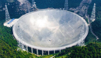 """التلسكوب الصيني """"فاست"""" يكتشف 84 من النجوم النابضة"""