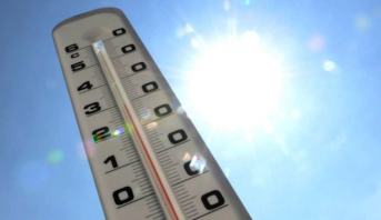 درجات الحرارة الدنيا والعليا المرتقبة الثلاثاء 25 شتنبر