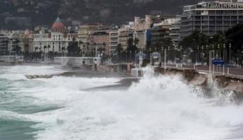 France: au moins huit personnes portées disparues après le passage de la tempête Alex