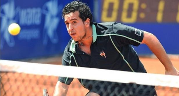 البطل المغربي لمين وهاب يفوز بلقب دوري المستقبل الدولي لكرة المضرب