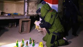 Cellule terroriste démantelée le 10 septembre: les matières saisies sont utilisées dans la fabrication des charges explosives