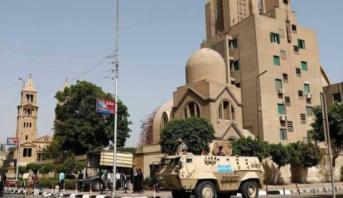 """الأمن المصري يضبط 6 عناصر """"إرهابية"""" خططوا لعمليات منها استهداف كنسية شمال القاهرة"""