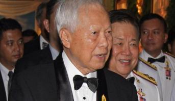 وفاة رئيس الوزراء التايلاندي السابق عن عمر يناهز الـ 98 عاما