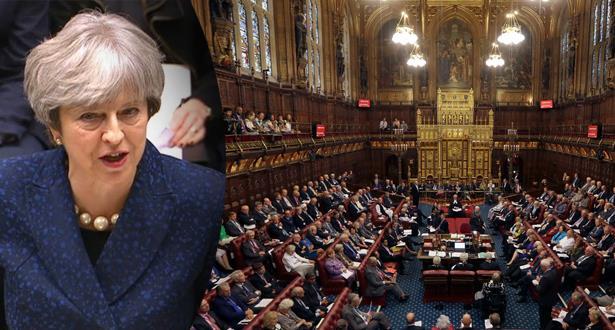 """هل يصوت البرلمان على مذكرة لحجب الثقة عن ماي غداة هزيمتها بشأن """"بريسكت""""؟"""