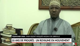 Témoignage de Tidjani Baba Gana, imam moquée Hassan II de Libreville.
