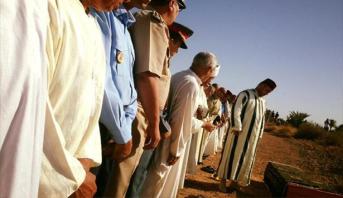 تنغير .. تشييع جنازة المواطنة المغربية التي قضت في اعتداء نيس