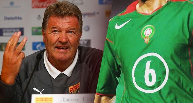"""توشاك: """"لاعب مغربي ضمن أفضل 3 لاعبين درّبتهم في حياتي"""""""