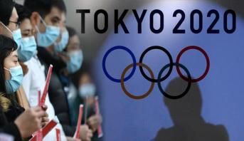 اللجنة الأولمبية اليابانية تلغي زيارة لبكين بسبب فيروس كورونا