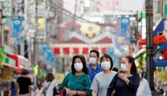 """اليابان ترفع حالة الطوارئ وطوكيو تستعد لدخول مرحلة """"الوضع العادي الجديد"""""""