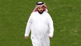إعفاء تركي آل الشيخ من هيئة الرياضة السعودية
