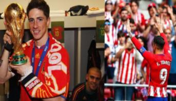 Espagne: Fernando Torres met un terme à sa carrière