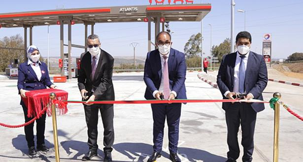 """طوطال المغرب تعلن عن افتتاح أطلانتيس، أول محطة تعتمد مفهوم """"موبيليتي"""" بالمملكة"""