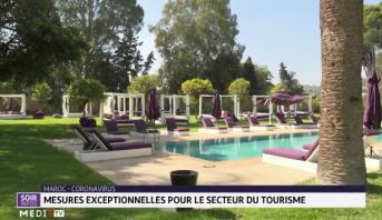 Maroc: mesures exceptionnelles pour le secteur du tourisme