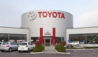 """""""تويوتا"""" تستدعي 1380 سيارة معيبة في الصين"""