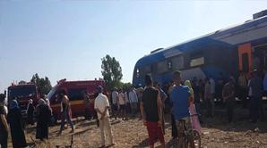 ثلاثة قتلى في حادث اصطدام قطار بشاحنة في تونس