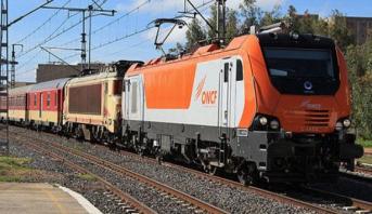 Déraillement d'un train à Bouskoura : Le trafic en cours de rétablissement