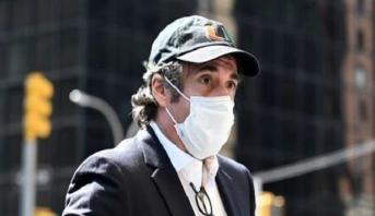 إعادة محامي ترامب السابق مايكل كوهين إلى السجن
