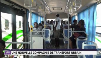 Libreville: une nouvelle compagnie de transport urbain