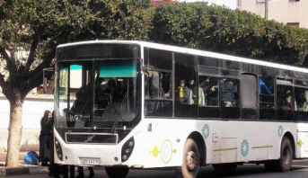 Coronavirus: le ministère du Transport recommande des mesures de prévention aux professionnels du transport en commun