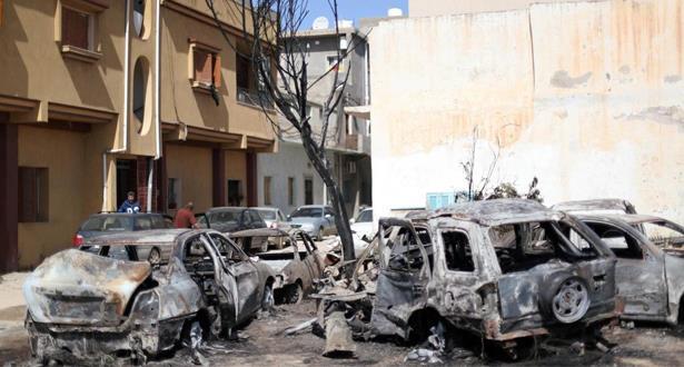 Plus de 510 personnes tuées dans l'offensive contre Tripoli (OMS)