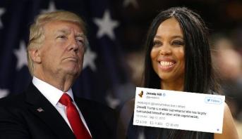 البيت الأبيض يطالب بطرد مذيعة تلفزيونية بسبب تغريداتها عن ترامب