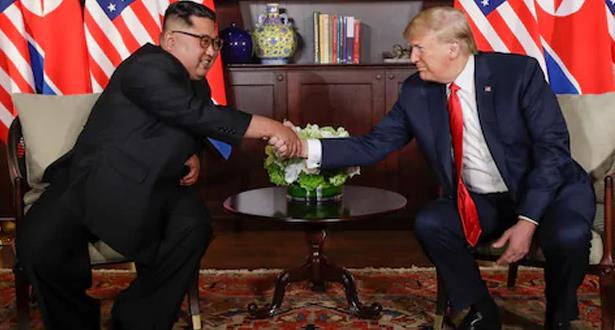 إعلام رسمي بكوريا الشمالية: ترامب وافق على رفع العقوبات عن بيونج يانج