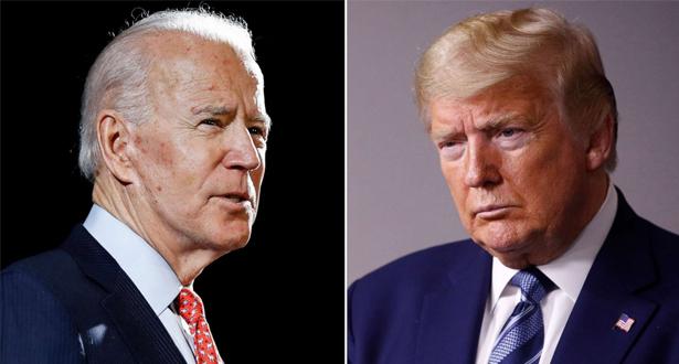 Présidentielle US 2020: selon un sondage, Biden creuse l'écart sur Trump