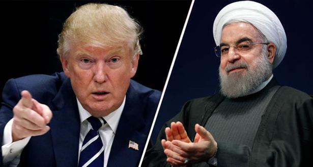 ترامب يهدد إيران