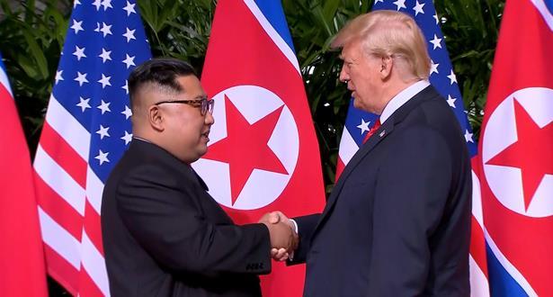 لقاء مرتقب مجددا بين ترامب و زعيم كوريا الشمالية مطلع 2019