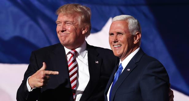 نائب الرئيس الأمريكي: ترامب يسعى لإحكام سيطرته على الفضاء