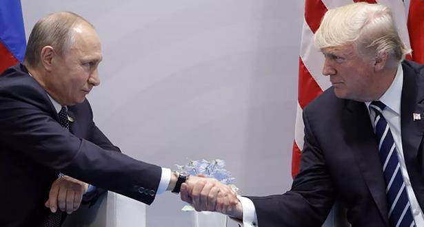 موسكو مستعدة لإجراء لقاء بين الرئيسين الروسي والامريكي