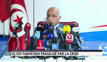 Tunisie: Elyes Fakhfakh fragilisé par la crise