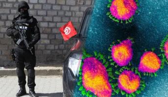 """تونس.. إحباط مخطط إرهابي كان يهدف إلى نشر فيروس """"كورونا"""" بين أمنيين"""