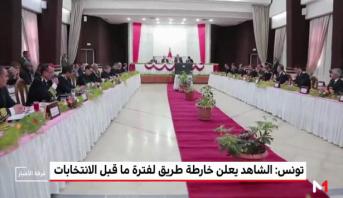قبل الانتخابات التونسية .. الشاهد يحدد الخطوط العريضة