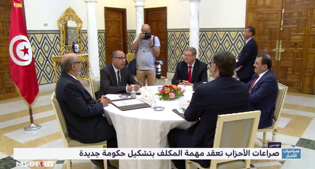 تونس .. صراعات الأحزاب تعقد مهمة المكلف بتشكيل حكومة جديدة