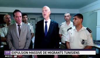 Italie: expulsion massive de migrants tunisiens