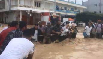 تونس.. أمطار طوفانية تخلف قتلى وخسائر جسيمة بولاية نابل