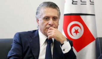 """Le parti du candidat Nabil Karoui """"espère"""" un report du second tour de la présidentielle"""