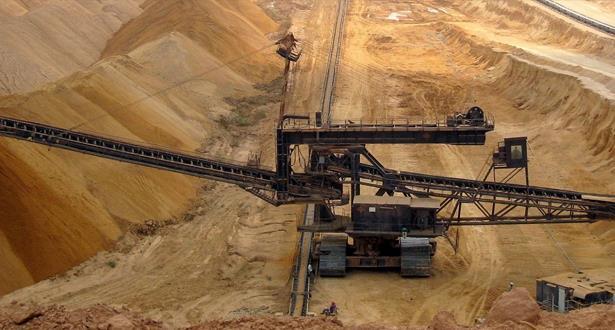 الفوسفاط .. الإنتاج التراكمي يسجل زيادة بنسبة 2 بالمائة حتى متم شهر يونيو