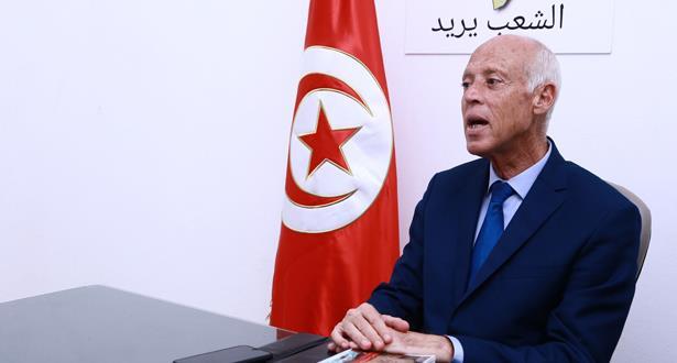 قيس سعيّد رئيسا لتونس بأكثر من 75 في المئة من الاصوات