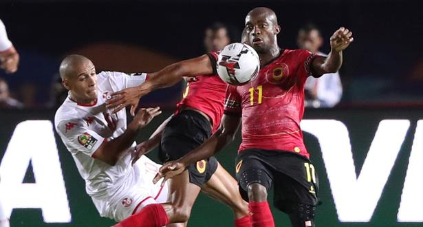 """منتخب تونس يستهل مشوار """"الكان"""" بالتعادل مع أنغولا"""
